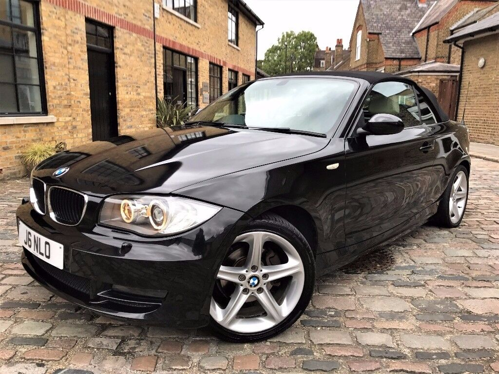 BMW 1 Series 2.0 118i SE 2dr p/x welcome **6 MONTHS WARRANTY*1 YEAR MOT 2009 (58 reg), Convertible