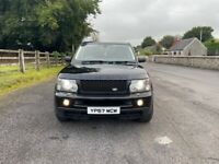 2008 Range Rover Sport TDV6