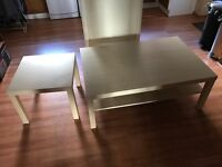 FREE - 2x IKEA coffee tables