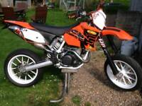 2003 KTM 520 Supermoto