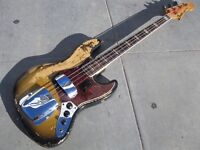 Bassist needed - punk/psych/Alt.Rock - original project