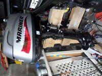 Mercury 2016 6hp Outboard Engine