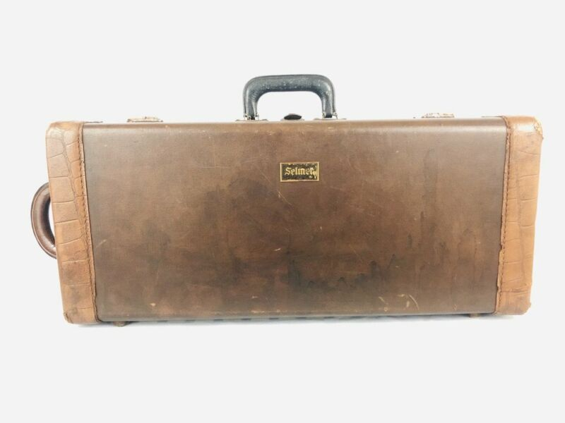 Selmer Mark VI Alto Case Only - Extremely Rare Color Variant!!