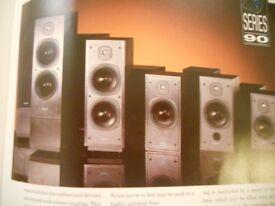Tannoy Hi-Fi Speakers