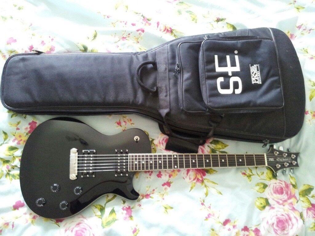PRS Tremonti SE Electric Guitar Black. Jackson Ibanez Gibson Fender Squier Martin Epiphone Guild