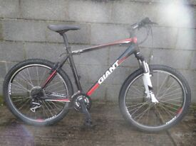 mens bike giant 26''