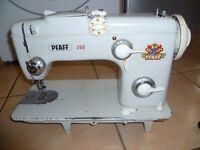PFAFF 260 FREEHAND EMBROIDERY SEWING MACHINE