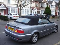 /// BMW 318 CI CONVERTIBLE/CABRIOLET 2004 PLATE FACELIFT /// AUTOMATIC / LEATHERS /