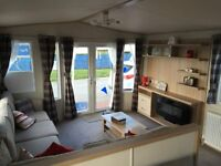 BRAND NEW STATIC CARAVAN FOR SALE NEAR WHITLEY BAY - CALL JACQUI FOR MORE INFORMATION