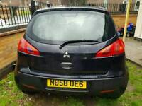 Mitsubishi colt 2008 clean in and out quick sale