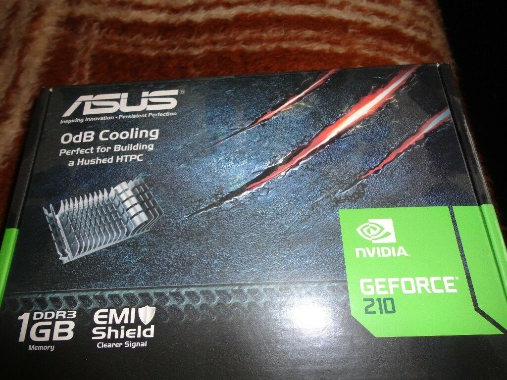 new asus odb cooling perfect for building hushed htpc 1ddr3 gb