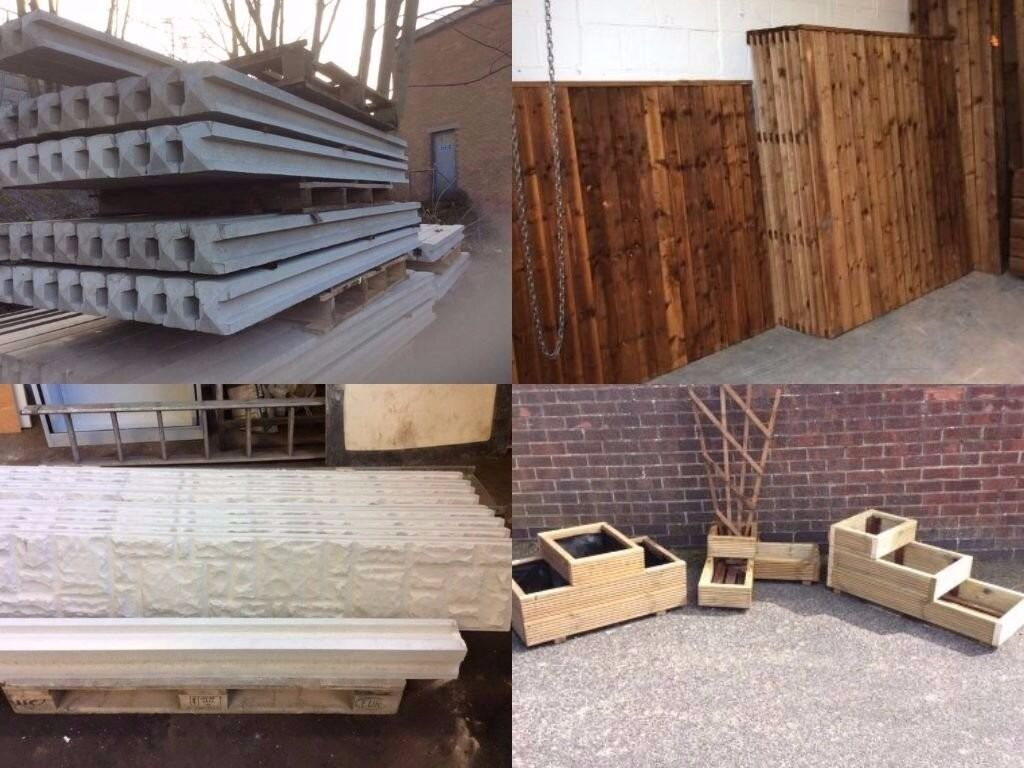 Fence Panels 6x6 (other sizes and styles available)