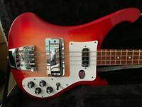 Rickenbacker 4003s Fireglo Bass 2016