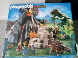 Playmobile Dinos Bundle