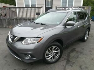 2015 Nissan Rogue SL | DRIVER ASSIST | TECH PKG | BOSE AUDIO |