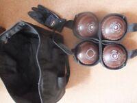 Heavy Size 2 Bowling Balls - Thomas Taylor Lignoid