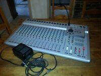16 Channel Mixer Cawboy ST216