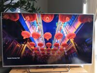 Sony Bravia KDL55W807CBU LED HD 1080p 3D Android TV, 55 Inch with Freeview HD and Wi-Fi