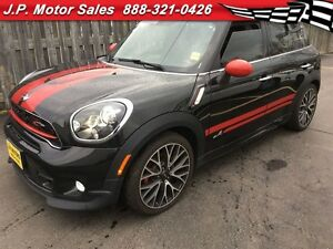 2015 MINI Cooper Countryman John Cooper, Navigation, Leather, Pa