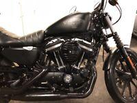 FOR SALE 2017 Harley-Davidson Sportster Iron 883