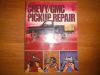 1973-1978 Chevy & GMC Pickup Truck Service Manual