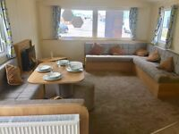 STATIC CARAVAN FOR SALE - BRAND NEW - 3 YEARS FREE SITE FEES - PERFECT FOR SUBLET - 2/3 BED AVAIL