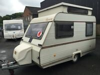 ☆ RARE FLEURETTE POP TOP ☆ 2 BERTH ☆ TOURING CARAVAN ☆ SUPER LIGHTWEIGHT ☆ WILL FIT IN GARAGE ☆
