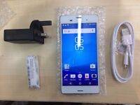 SONY EXEPERIA Z3 WHITE / UNLOCKED / 16 GB / VISIT MY SHOP. / NEW COND./ 1 YEAR WARRANTY + RECEIPT1