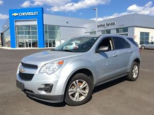 2015 Chevrolet Equinox LS AWD One owner, accident free