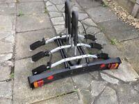 Thule towbar 3 bike bike carrier