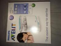 Avent 3in1 electric steriliser BRAND NEW in box