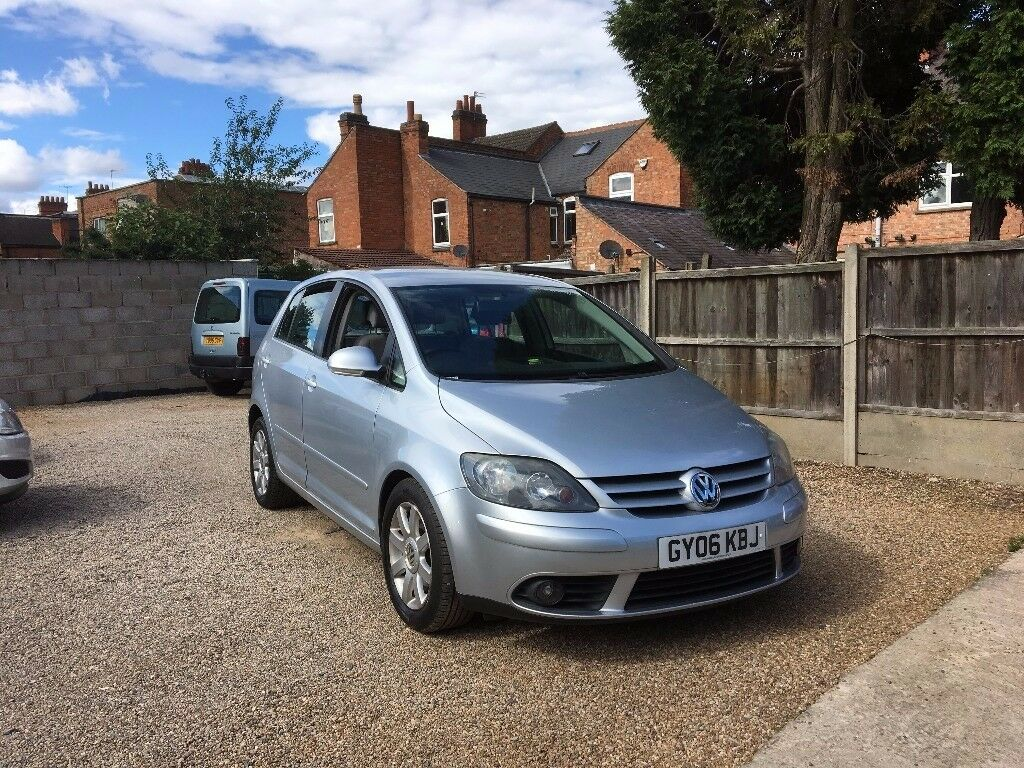 VOLKSWAGEN GOLF PLUS 1.9 SPORT TDI PD DSG, AUTOMATIC, FULL SERVICE HISTORY, FULLY SERVICED
