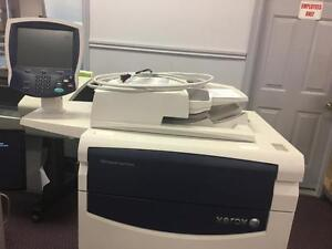 Xerox 700 Digital Color Press 700 Light production printer Copier
