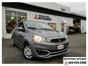 2017 Mitsubishi Mirage ES Plus; Local & No accidents