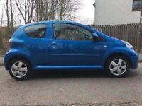 2009 Toyota Aygo 1.0VVT-I, 3Door, Petrol, Manual, MOT 12 Months, Super Clean + Cheap to run