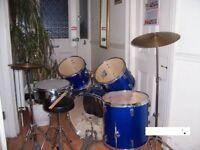 Drum kit ******performance percussion