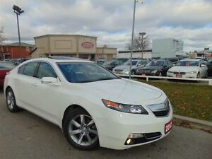 2012 Acura TL ONE OWNER LOW KM''S!!! ACURA WARRANTY