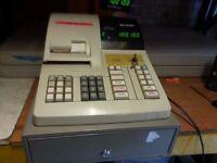 sharp er-a310 cash register