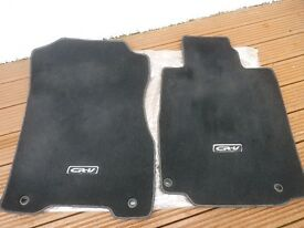 Honda CRV carpet mats