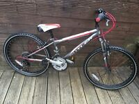 CLAUD BUTLER DIREWOLF MOUNTAIN BIKE AGES 8 TO 12 YEARS