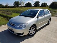 Toyota Corolla 80k 1.6 Special Edition – Full Toyota SH - 1 owner-HPI clear