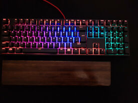 Cooler Master Master Keys Pro L RGB fullsize mechanical keyboard with Cherry MX Brown Switches