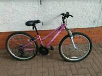 Girl's Apollo Vivid Mountain Bike