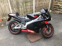 Aprilia rs125 full power 11 months mot