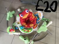 Jumperoo good condition