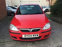 Vauxhall Corsa 1.2 i 16v SXi 3dr - 2004, 85K Miles, 12 Months MOT, 4 Owners, Drives Great! £895