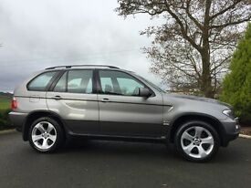 **BMW X5 3.0D SPORT FACELIFT**EXCELLENT CONDITION**FSH**