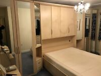 Immaculate As New TEMPUR KING SIZE MATTRESS AND FURNITURE POSSIBLE DELIVERY
