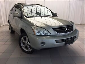 2007 Lexus RX 400H Leather and Roof