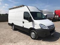 2007 iveco daily 2.3 hpi 35s12 mwb van immaculate condition only 120,000 miles
